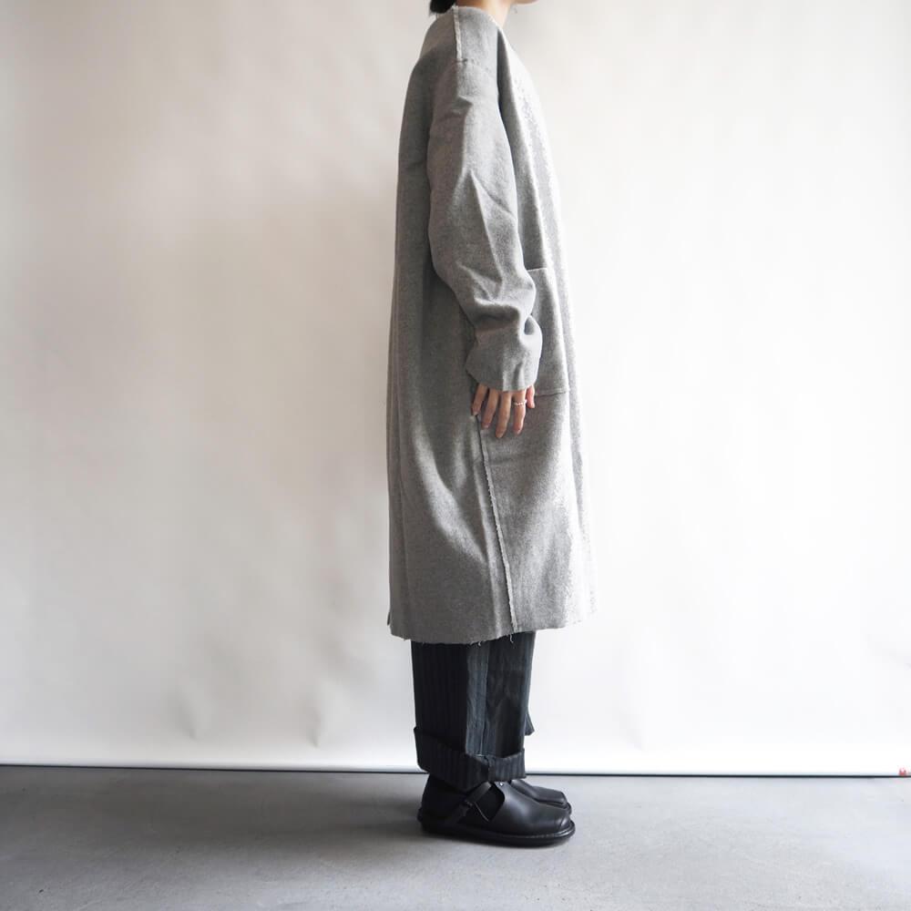 アッシュプリュス アノー ヴェセル H+ HANNOH WESSEL:COAT Clementine