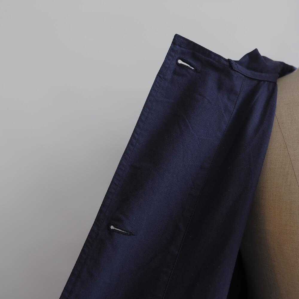 ギャレゴデスポート GALLEGO DESPORTES:man style trench,workwear finishing