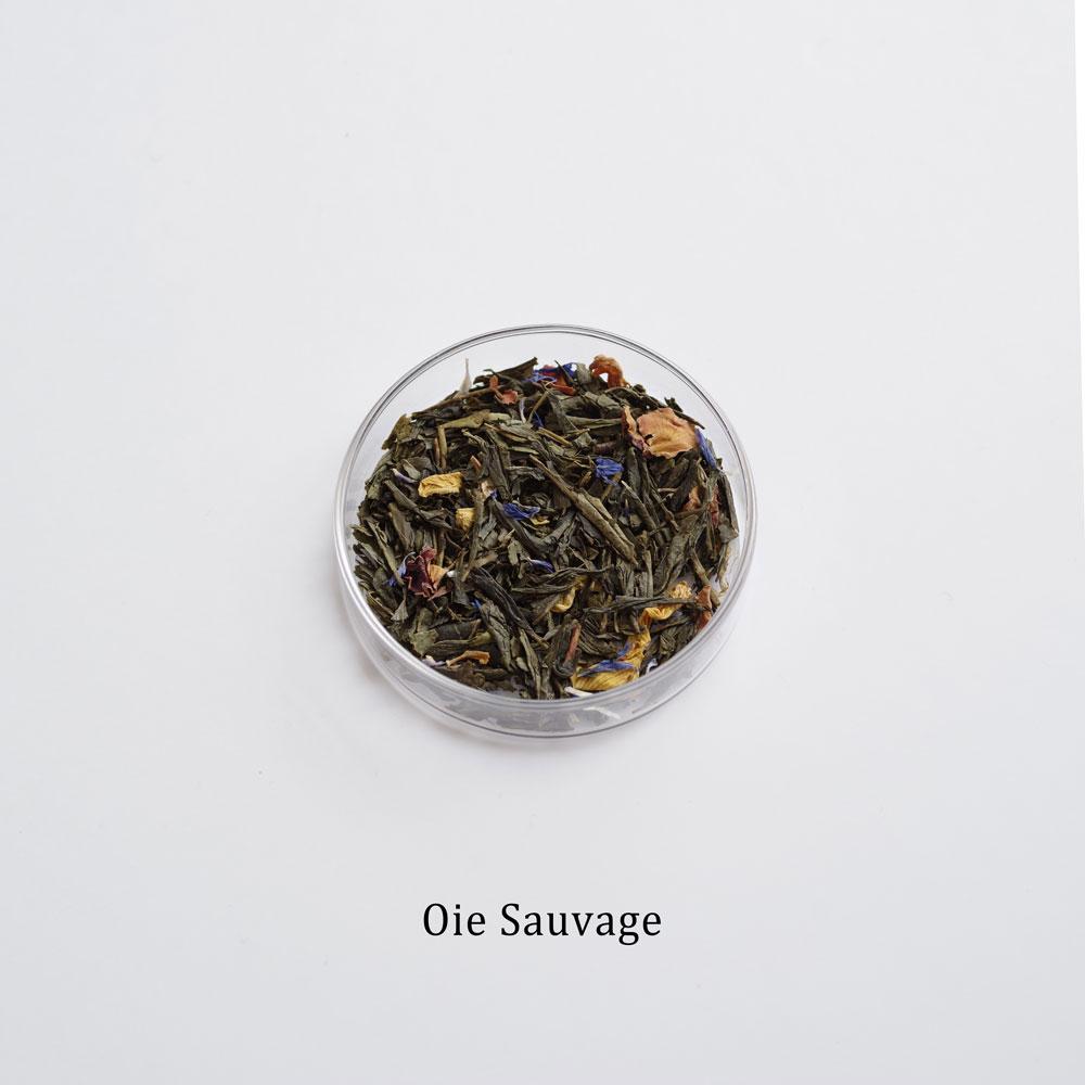 チャユアン CHA YUAN : Lotus Bleu 茶葉40g(缶)