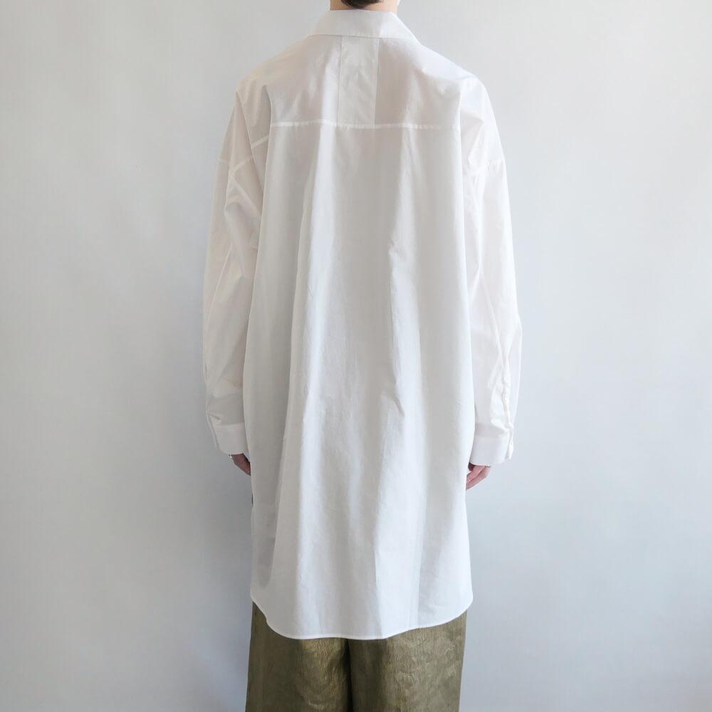 エコールドキュリオジテ ECOLE DE CURIOSITES : STANLEY タイプライターシャツ