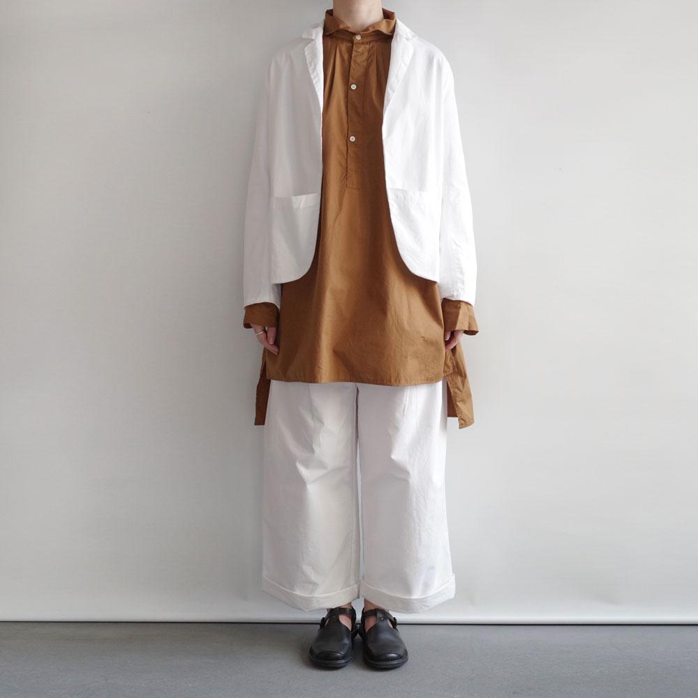 ギャレゴデスポート GALLEGO DESPORTES : front pockets jacket ポプリンジャケット