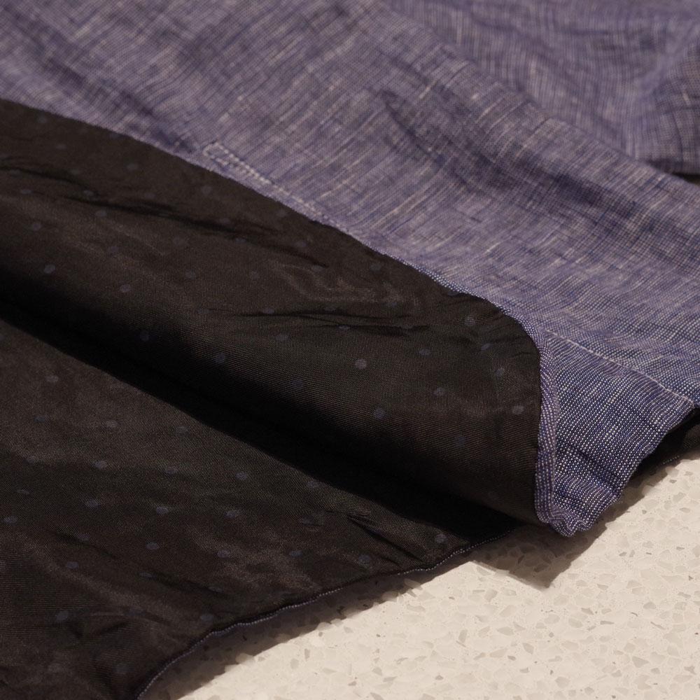 ギャレゴデスポート GALLEGO DESPORTES : front pockets jacket ジャケット(navy)