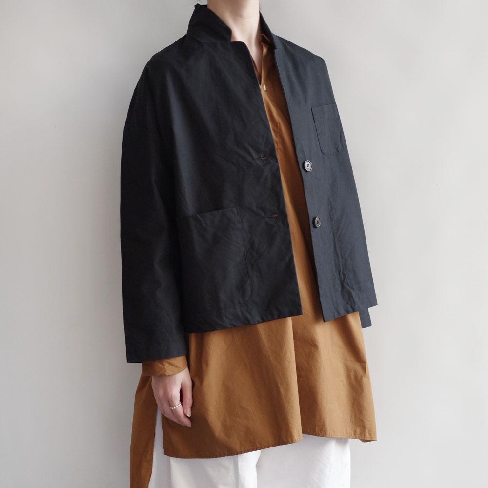 ギャレゴデスポート GALLEGO DESPORTES : large jacket,tailored collar テーラードカラーコットンジャケット