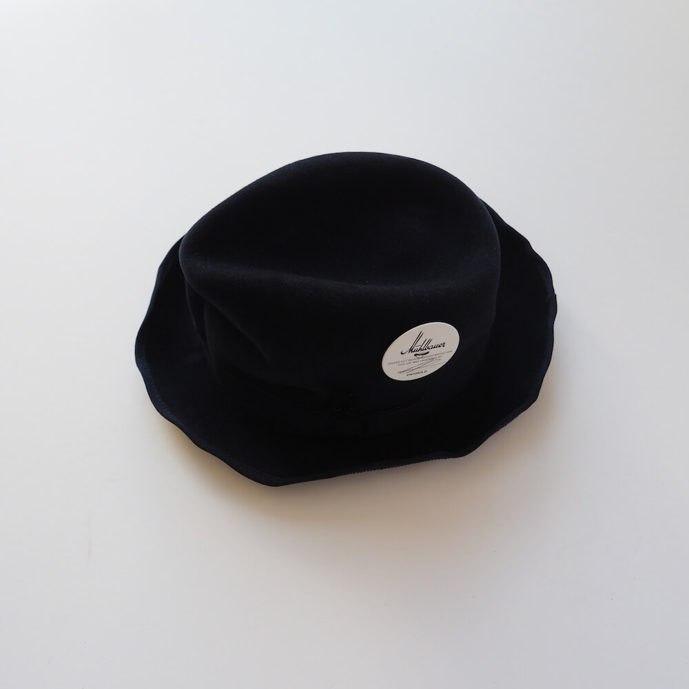 ミュールバウアー Muhlbauer:antelope felt men's sttyle hat