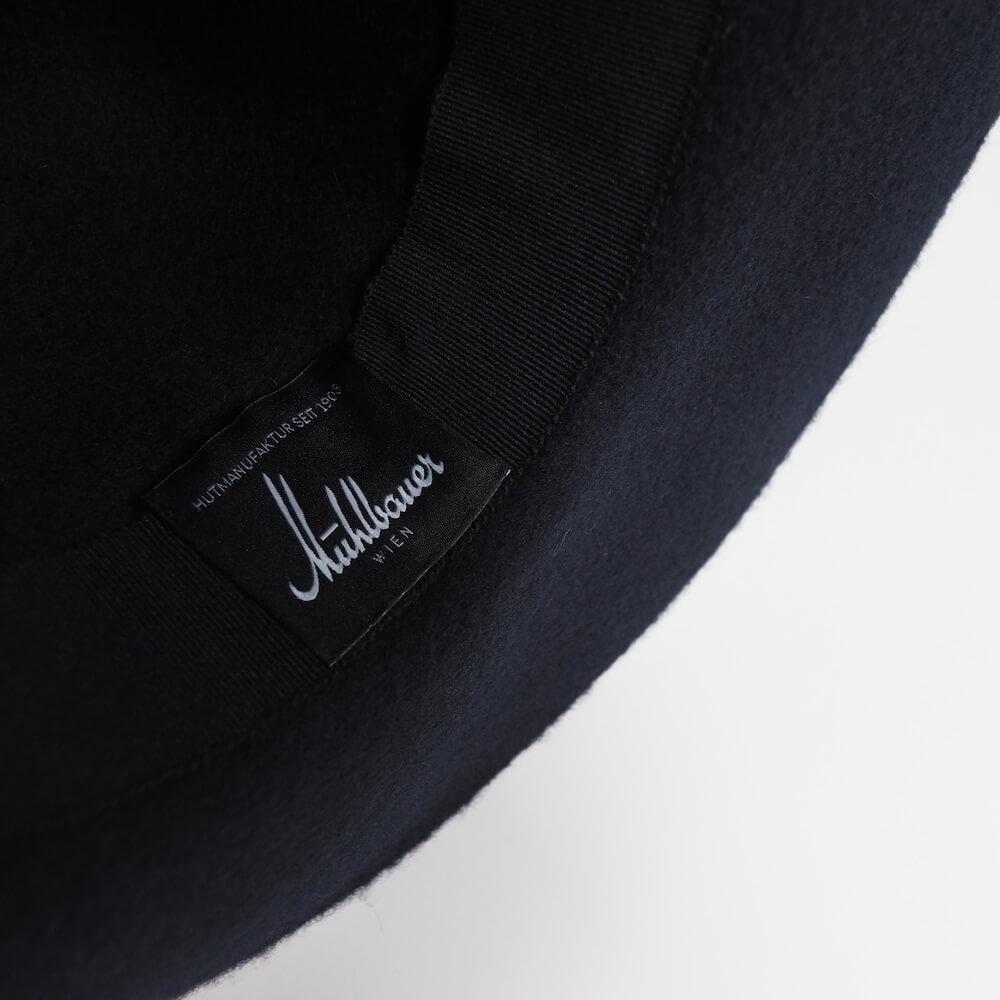 ミュールバウアー Muhlbauer:cashmere felt fedora hat
