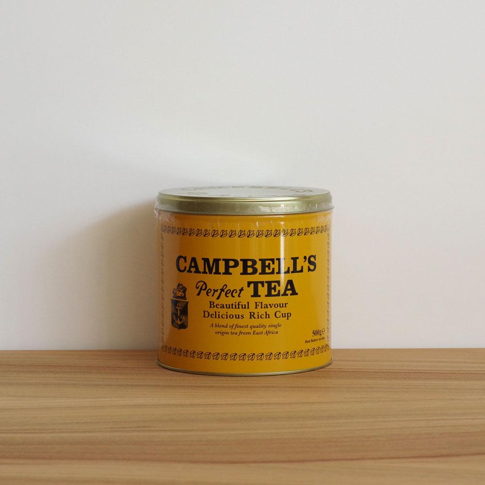 キャンベルズ・パーフェクト・ティー Campbell's Perfect Tea : 500g(缶)