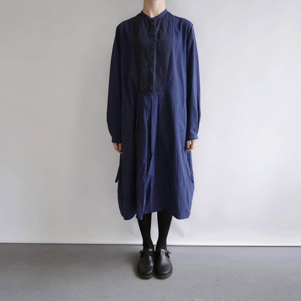 アッシュプリュス アノーヴェセル H+ HANNOH WESSEL : DRESS Dorothee ワンピース