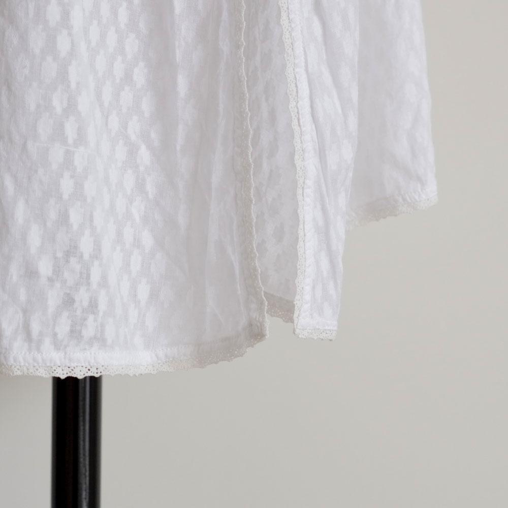 アオドレス AODRESS : Patchwork dress パッチワーク切替ワンピース