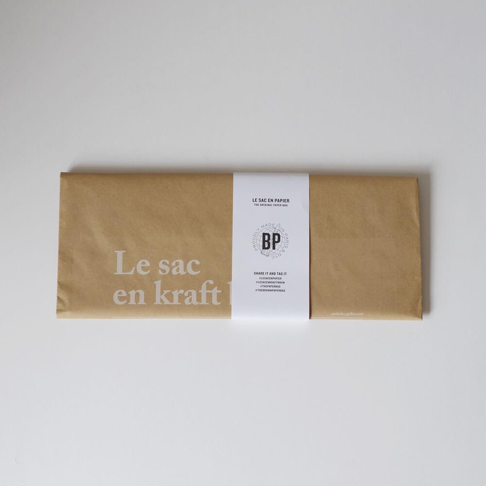 ビーポール be-poles : The paper bag ペーパーバッグ(L)