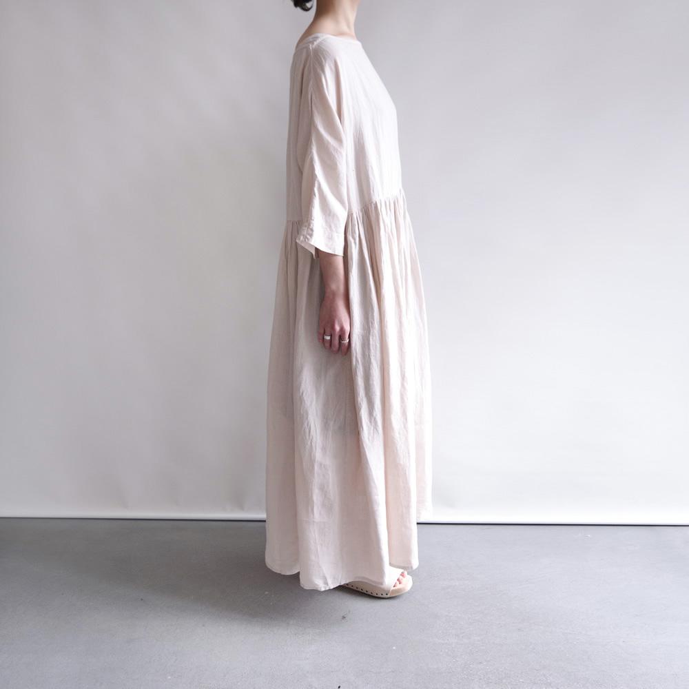 メッタメルボルン Metta Melbourne : BOATING DRESS ボートネックドレス