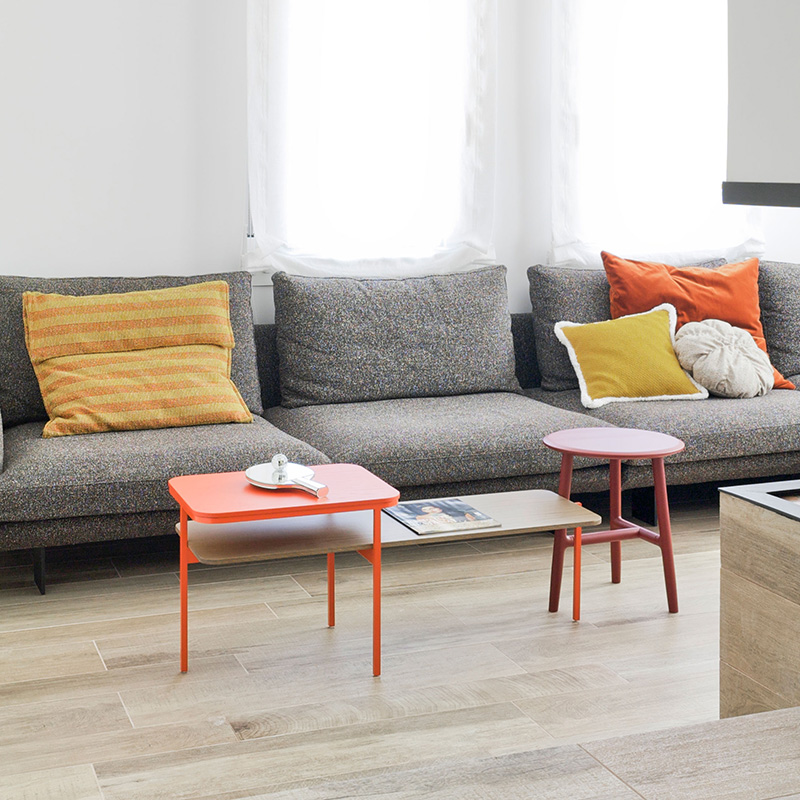 SANCAL テーブル DUPLEX TABLE 103X38X41 309.71.LDE