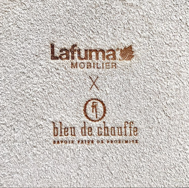 Lafuma ディレクターズチェア BLEU DE CHAUFFE LFM5045-9626