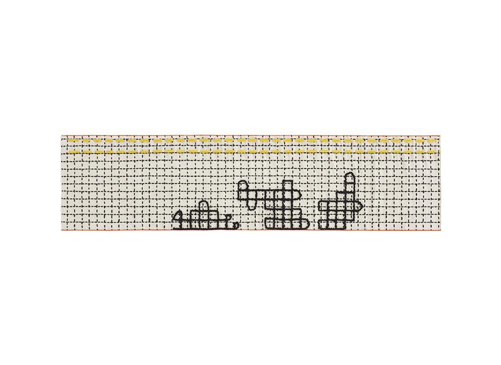 GAN ラグ BANDAS Single 60×240