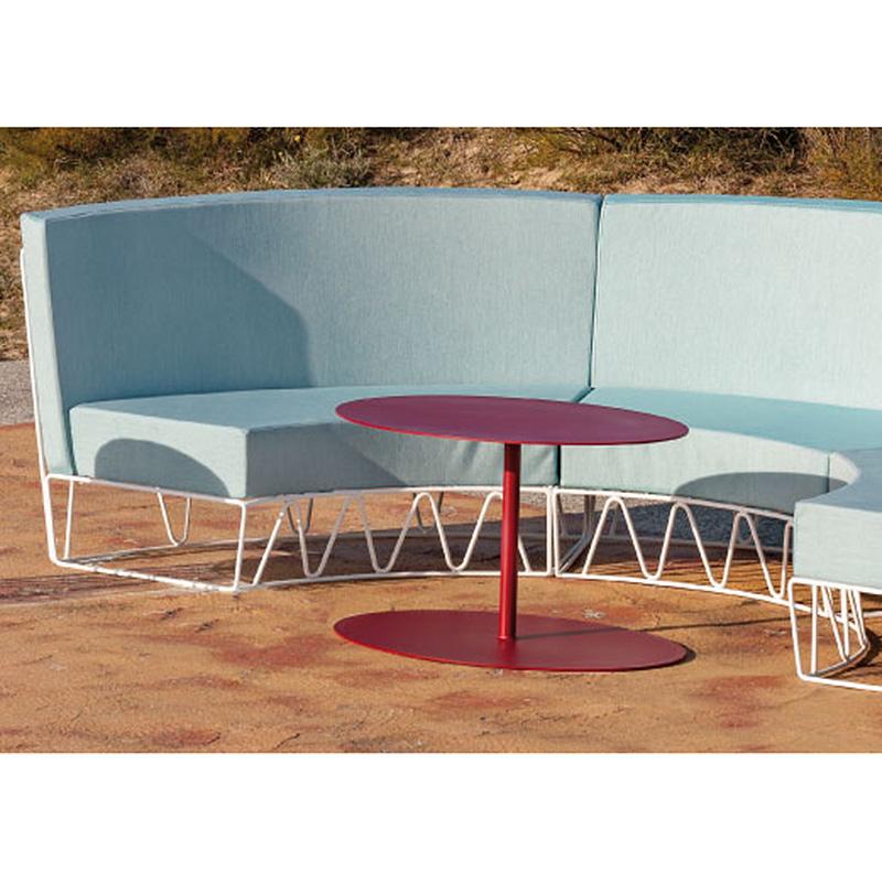 iSimar テーブル EIVISSA TABLE Φ50 45 iSi9178