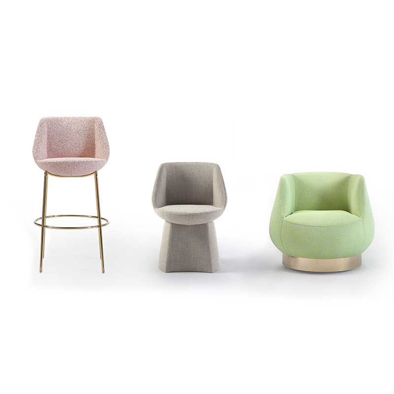 SANCAL チェア MAGNUM LOUNGE CHAIR WITH PLINTH 311.55.Z