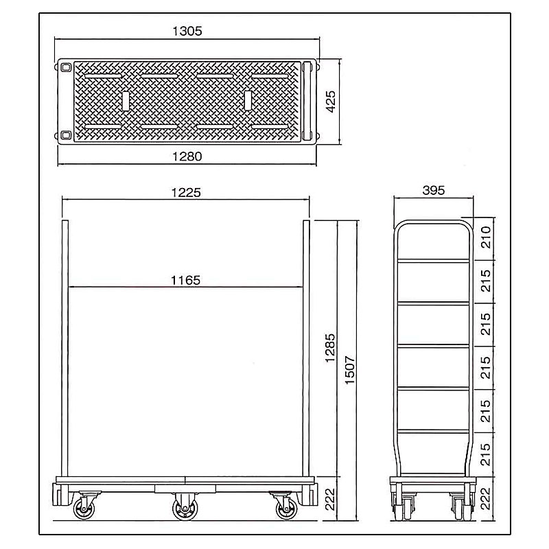 バランスカート MJC-6-2