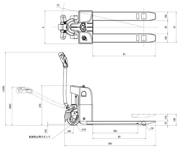 ドライブハンド BDH15-60M