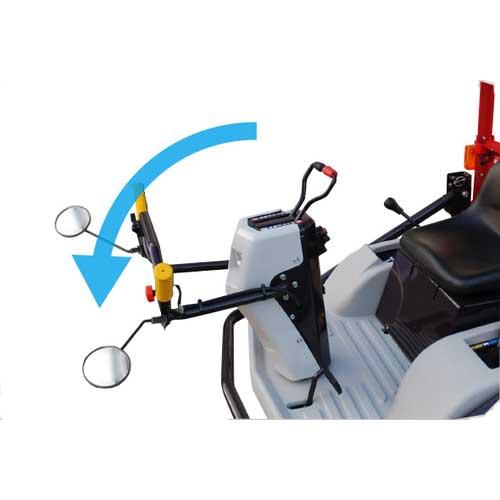小型特殊自動車 下町小町シオン 油圧ダンプ セル付仕様 J71YACDPH