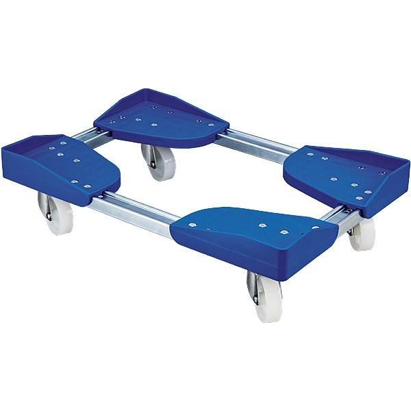 樹脂製ルートボーイ伸縮キャリー202PP型 202PP-03 ブルー