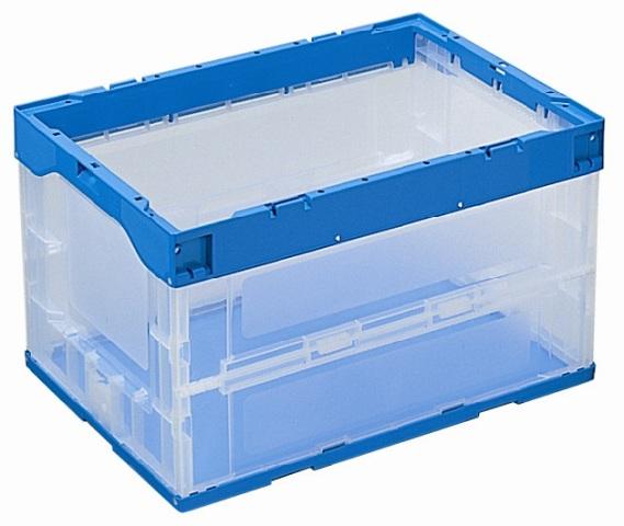 オリタタミコンテナー RP-50B ブルー/透明