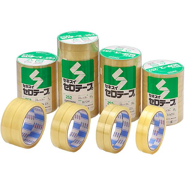 セロテープ No.252 18mm×35m[200巻入]