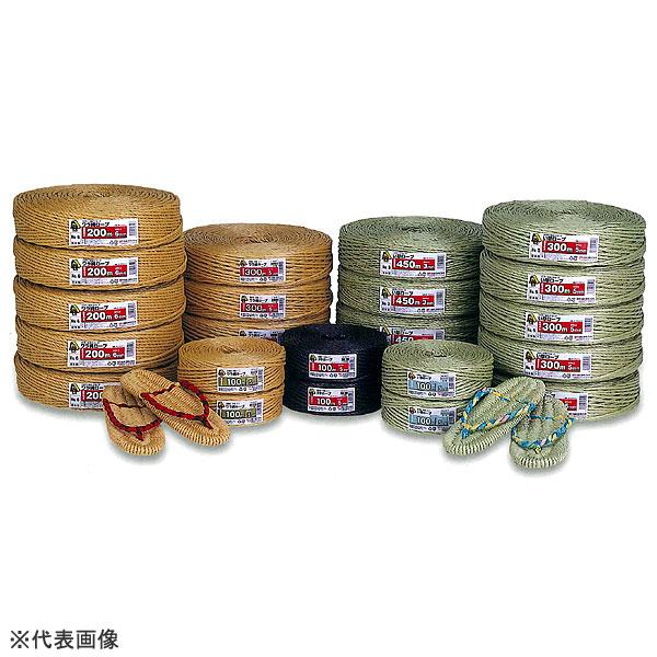 PPい草ロープ No.3 3mm×450m い草[5巻入]【5ケース以上】