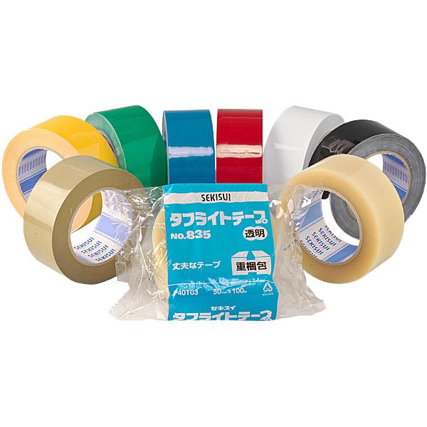 タフライトテープ No.835 75mm×100m[30巻入]【3ケース以上】