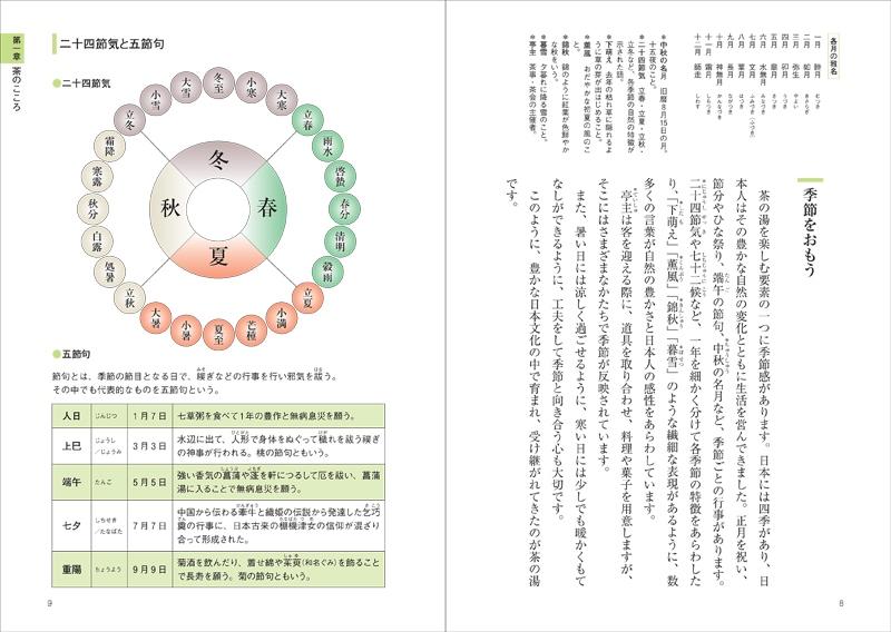 茶の湯をはじめる本 改訂版 茶道文化検定公式テキスト 4級