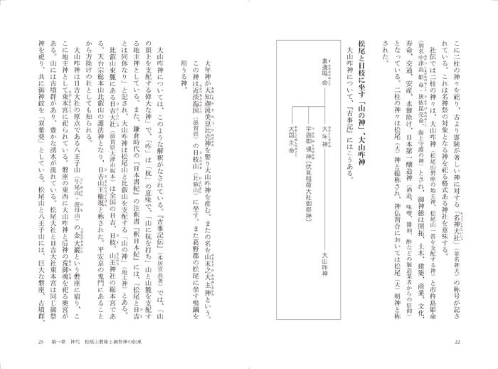 松尾大社 神秘と伝承