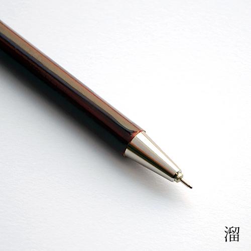 【中川政七商店】漆の六角ボールペン