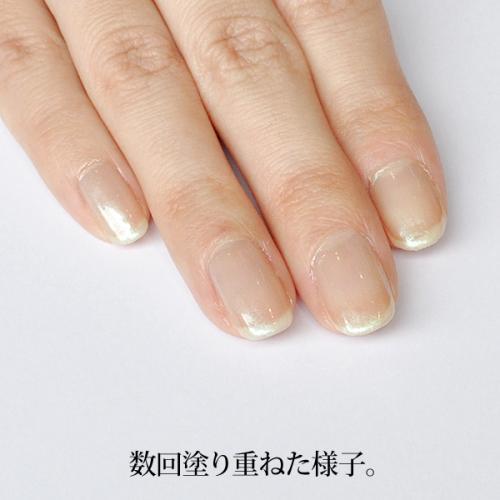【上羽絵惣】胡粉ネイル 青口雲母(あおくちうんも)