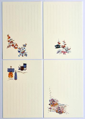 ポストカード 日本の四季(12柄)