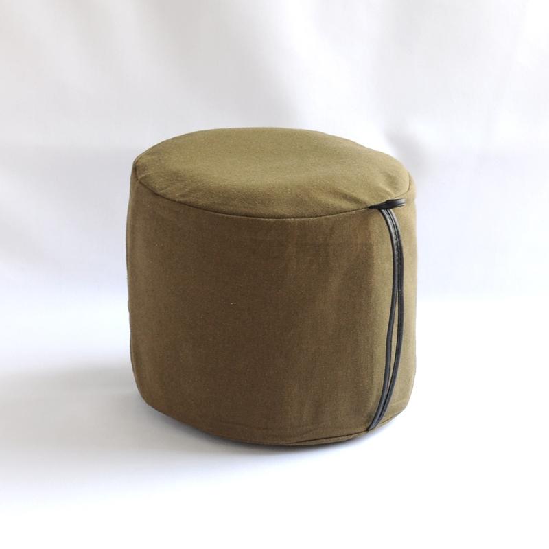 空気式正座椅子 座々丸 ダークグリーン