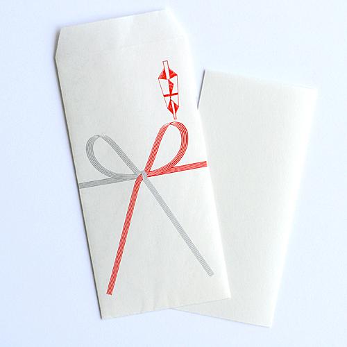 淡交のし封筒  水引き(5枚入)