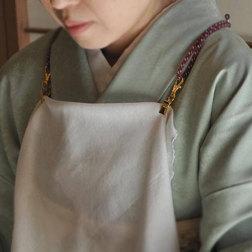 【昇苑くみひも×淡交社】ナプキンクリップにもなるめがねストラップ