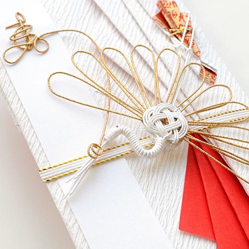 【和工房包結】寿ご祝儀袋 菊鶴