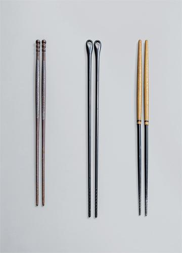 ポストカード 火箸