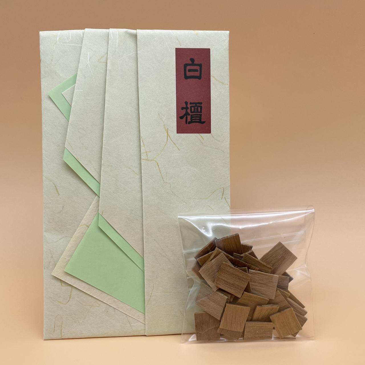 香木 白檀(10g) 山田松香木店製