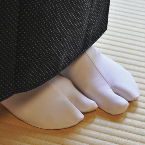のびる足袋 サラシ(21〜24.5cm)