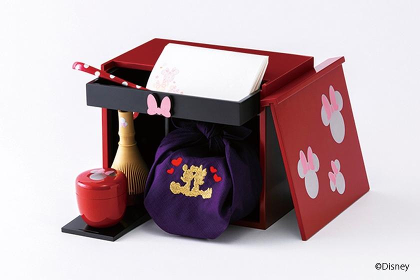 茶箱セット(ミニー)