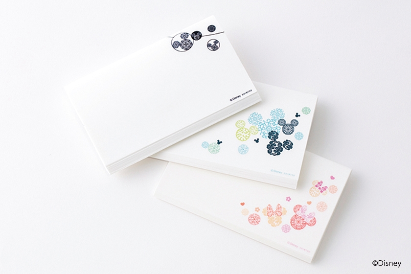 懐紙 かさなり(2帖)Disney