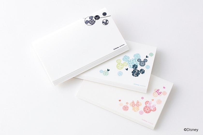 懐紙 ぼんぼり(2帖)Disney
