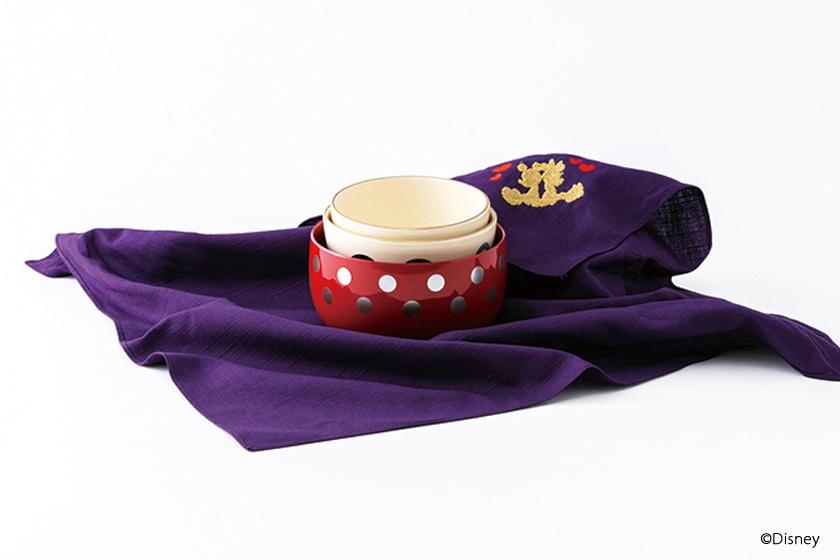 風呂敷 (小・大/朱・紫)Disney
