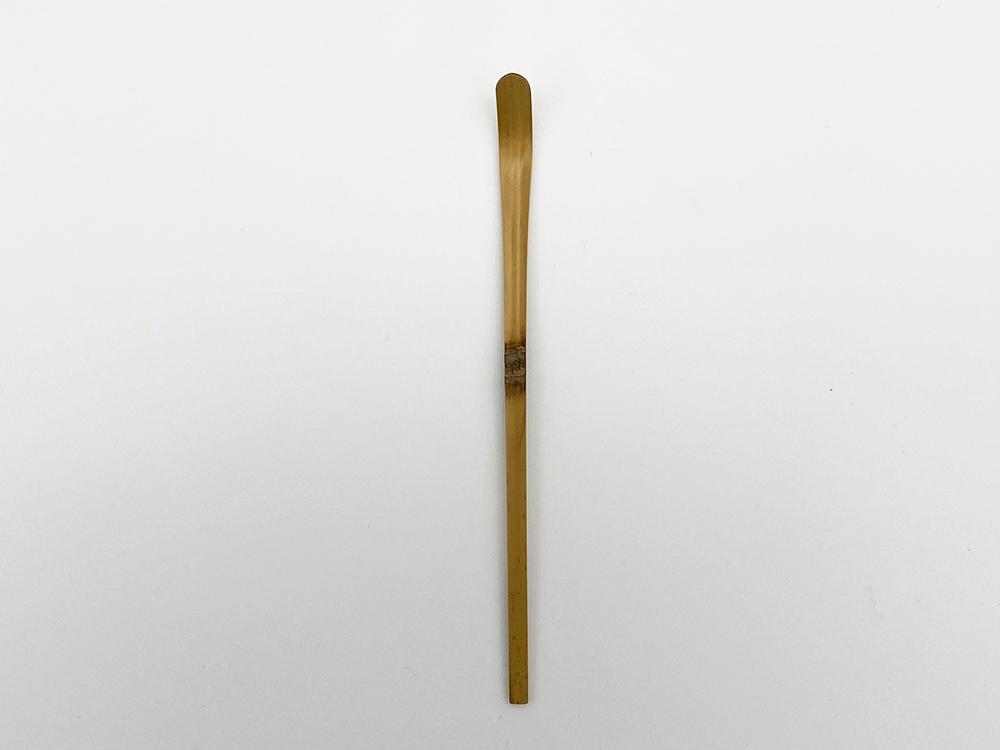 中節茶杓(白竹)