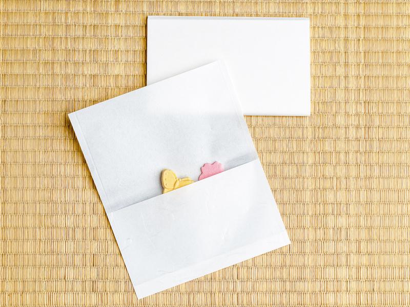 袋たとう紙(20枚)