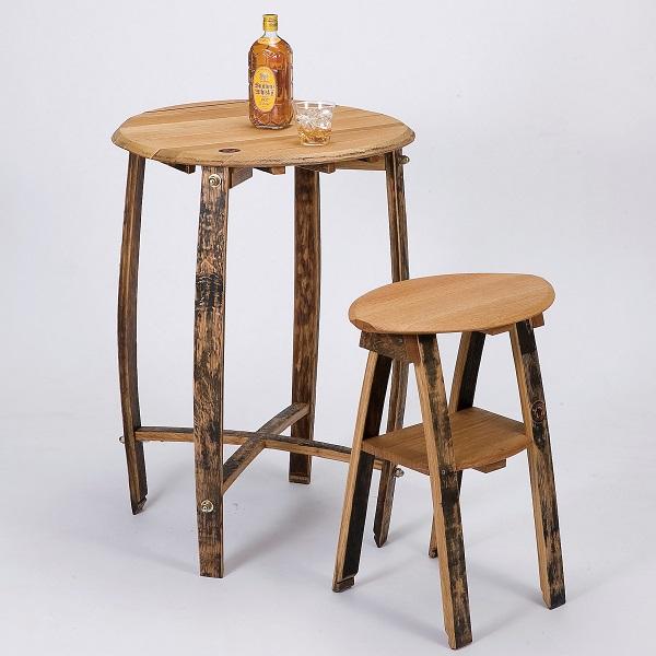 バレルスタンドテーブル