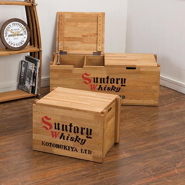 箱椅子(蝶番付)