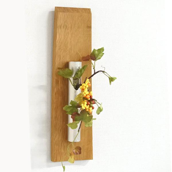 馬渡喜穂作 吊り花(ライン岩石)