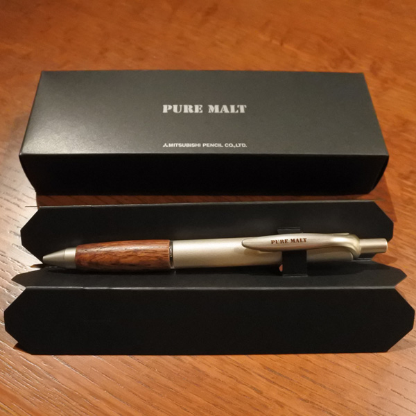 PUREMALT 515ゲルインクボールペン[名いれ加工]