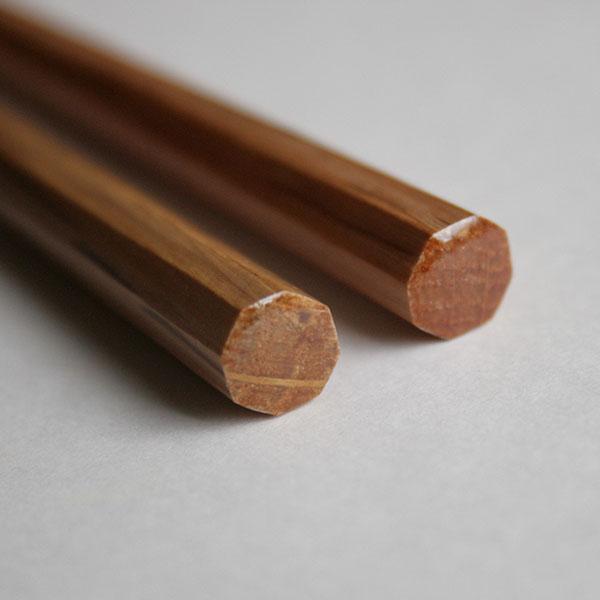 樽オーク箸(23cm)